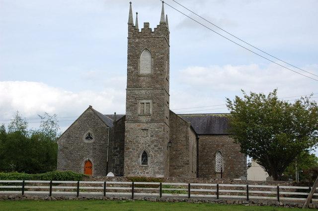 Drumgooland parish church, Ballyward