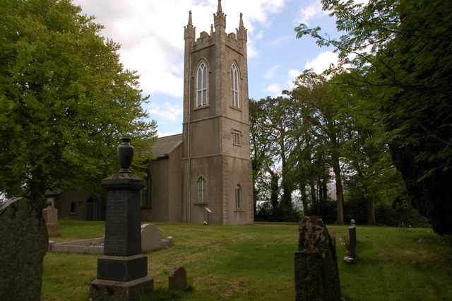 Kilcoo parish church, Bryansford