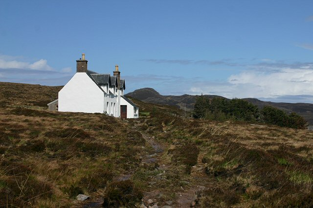 The old Schoolhouse,Tanera Mòr