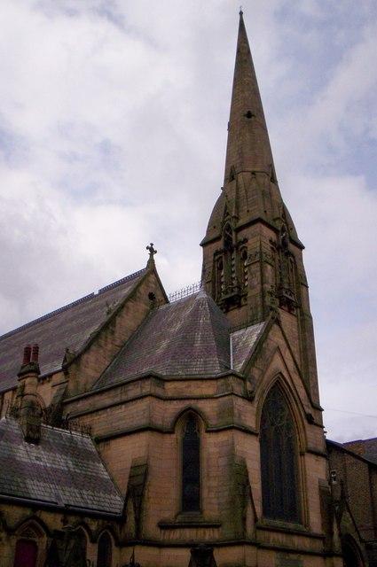 Christ Church, Toxteth Park