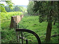 SP9734 : Berryedge plantation and Woburn estate wall by ian saunders