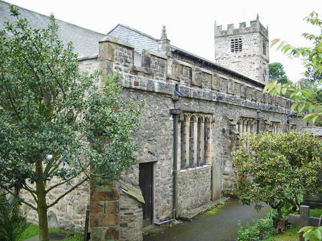 The Parish Church of St Andrew, Sedbergh