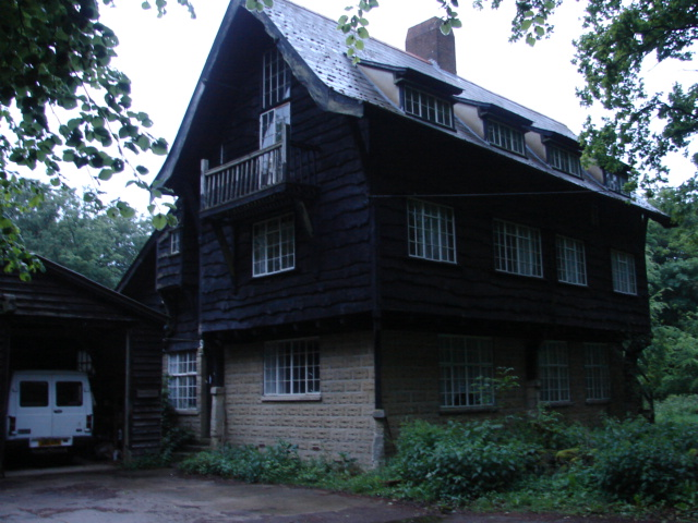 """The Chalet"", Wytham Woods"