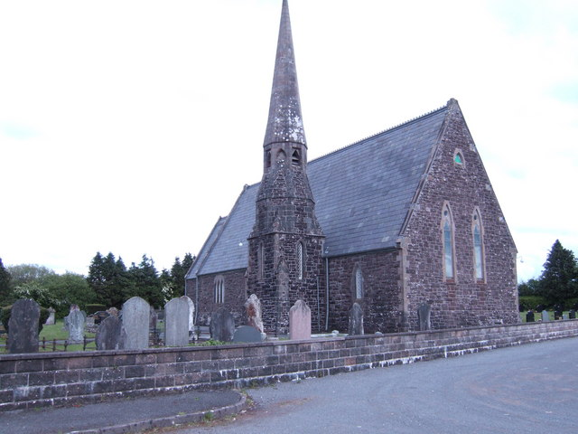 Parish church of Holy Trinity, Garvery