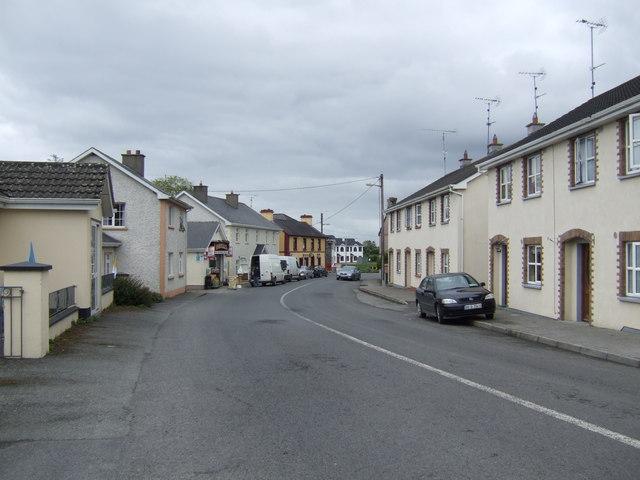 Main Street, Abbeylara, Co. Longford