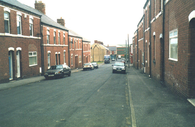 Frederick Street, Seaham