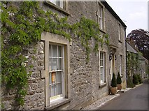 ST5707 : Typical town house in Melbury Osmond by Graham Horn