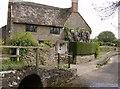 ST5707 : Idyllic scene in Melbury Osmond by Graham Horn
