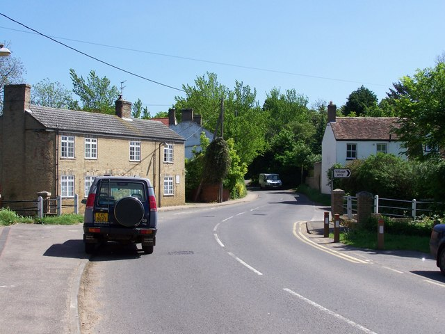 Elsworth village