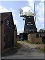 SU9603 : Barnham Windmill by Chris Gunns