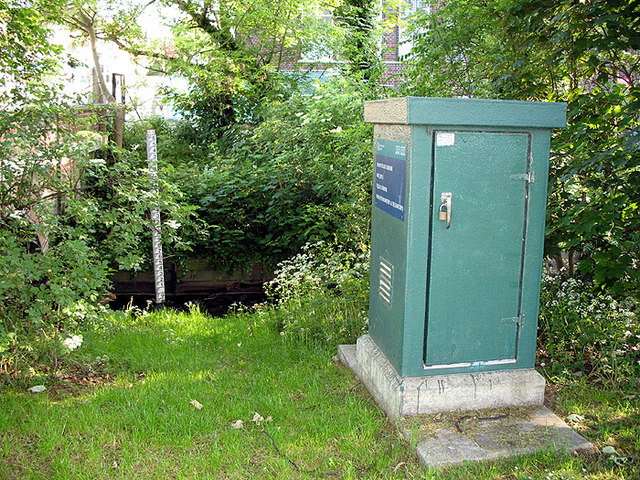 Field Monitoring and Data Cabinet