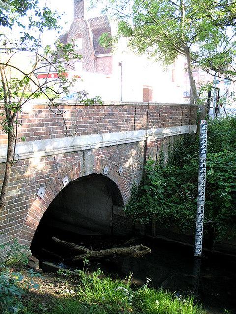 Bridge over Mutton Brook