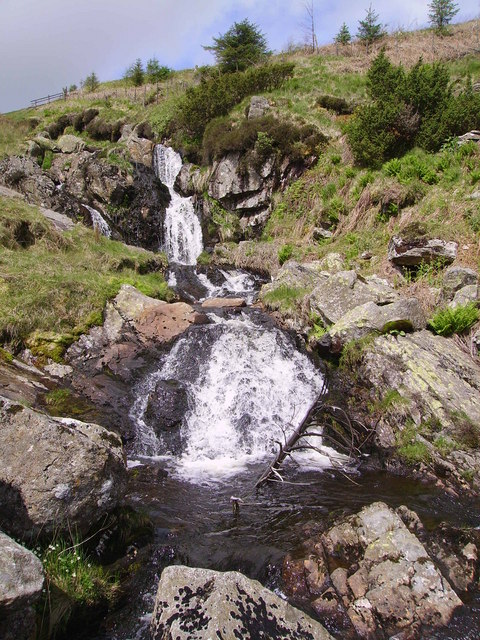 Waterfall, Logan Beck