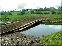 SK0722 : Bridge on the way to Newlands by Mark Walton