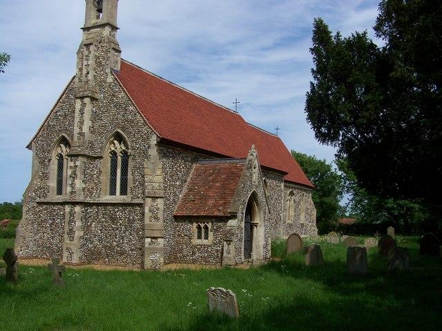 St  Andrews Church, Sotherton