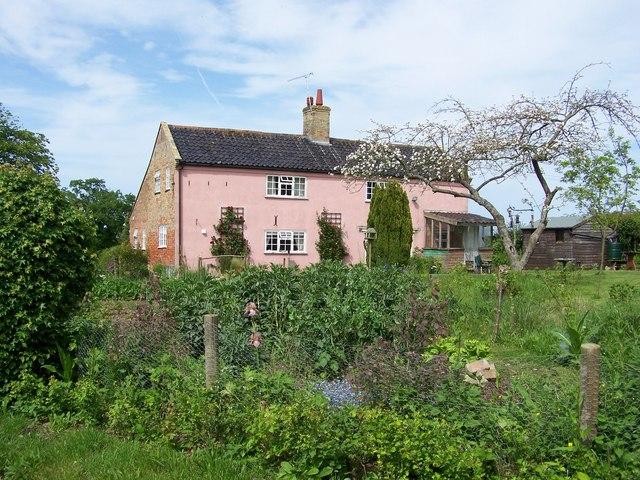 Church Cottage, Sotherton
