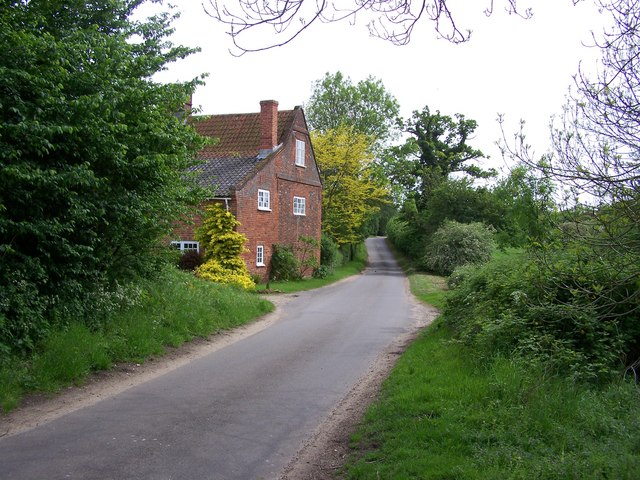 Uggeshall, Suffolk