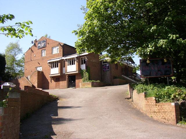 The Bramble Inn, Holly Bank Road, Rastrick