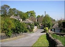 SE1321 : Houses off Field Lane, Rastrick by Humphrey Bolton
