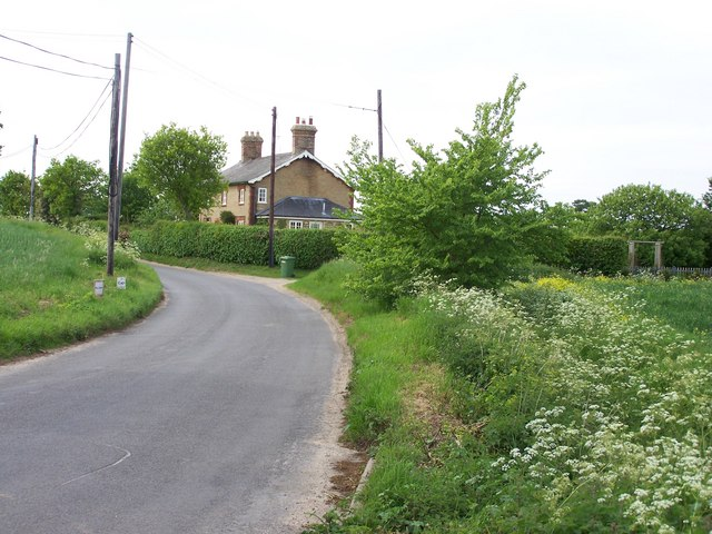 New Cottages, Wangford