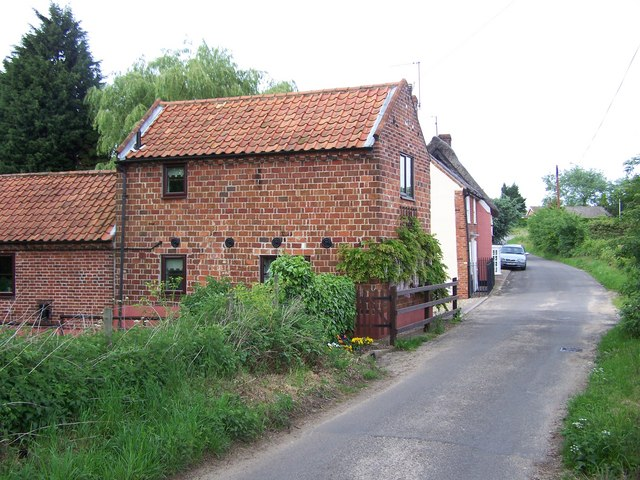 Wangford cottages