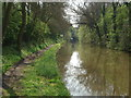 SO9260 : Worcester and  Birmingham canal by Trevor Rickard