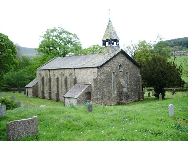 Church of St John, Cowgill