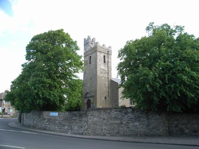 Old St Mary S Church Crumlin 169 Jp Geograph Ireland
