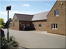 SP5036 : Kings Sutton Millennium Memorial Hall by Duncan Lilly