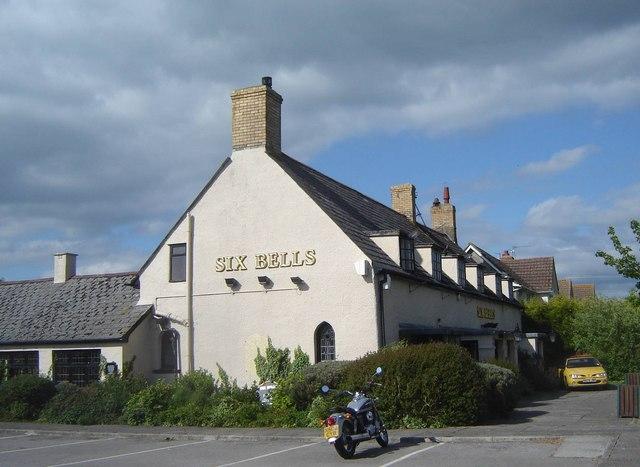 Six Bells Pub, Peterstone Wentlooge