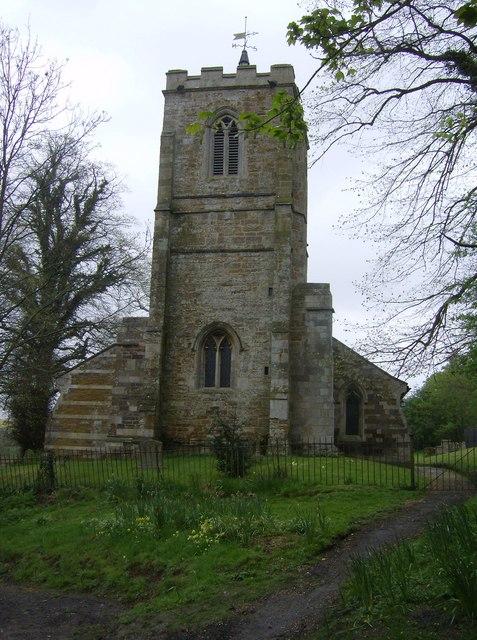 Allexton church