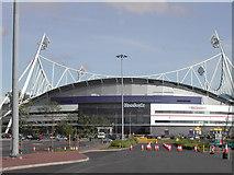 SD6409 : Reebok Stadium, Bolton by liz dawson