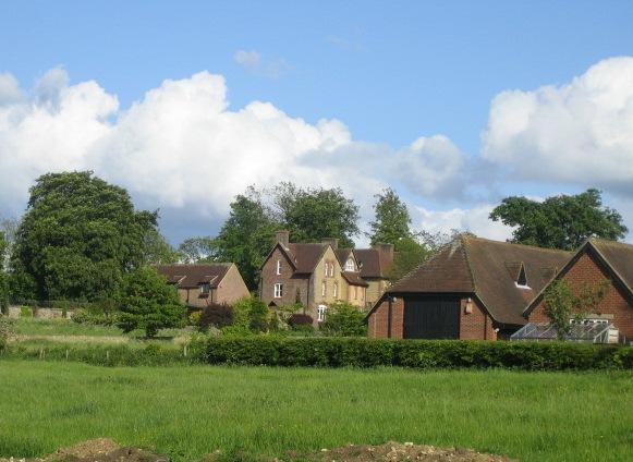 The Old Rectory, Cuddington