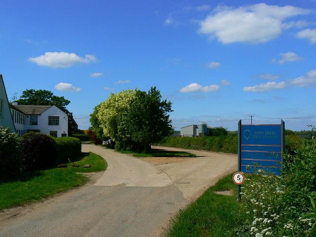 John Krebs Field Station, Wytham, Oxon