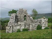 S7754 : Killoughternane Church by liam murphy