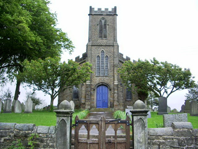 The Parish Church of St Margaret, High Bentham