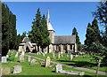 TL1714 : St Helen, Wheathampstead, Herts by John Salmon