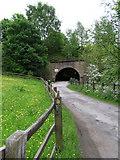 "SE2425 : Big ""K"" shows the way-Howley Mill Viaduct by John Readman"