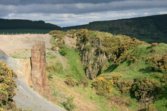 Former Whinstone Quarry