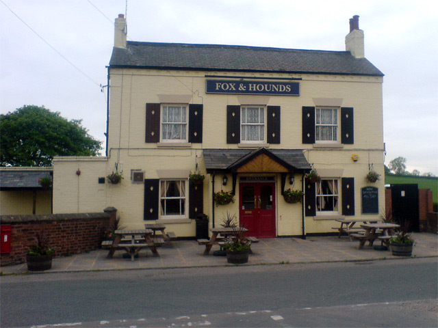 The Fox & Hounds, Blidworth