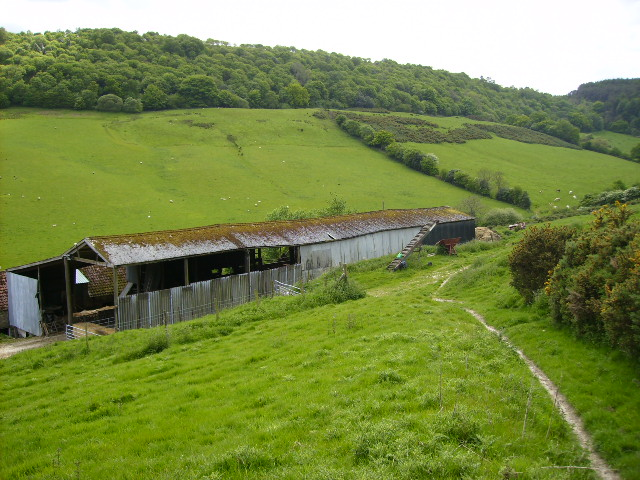 Steading at Freeze Gill Farm