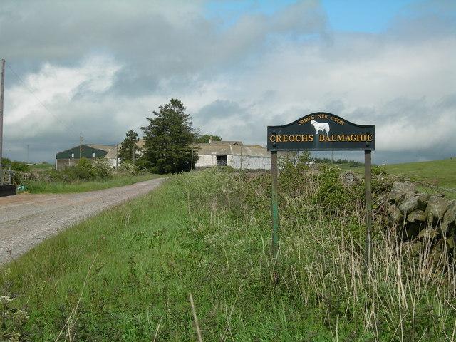 Creochs Farm