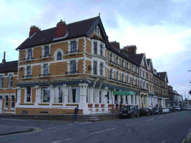 The Royal Hotel, Avonmouth