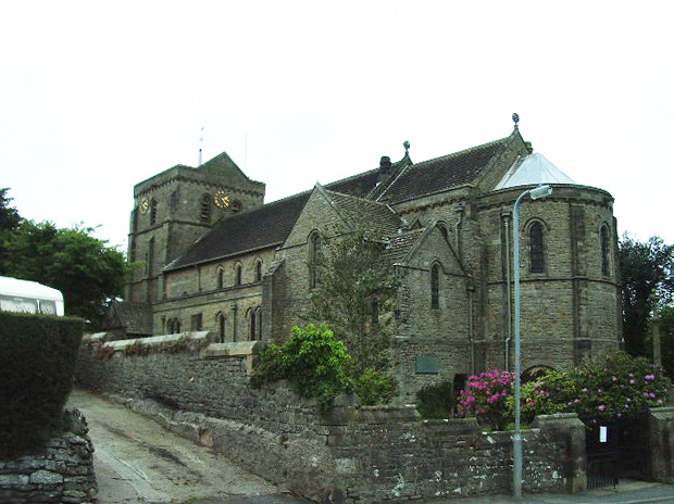 Church of St John the Baptist, Flookburgh