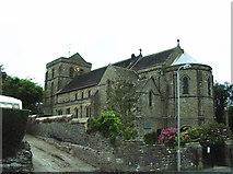 SD3676 : The Parish Church of St John the Baptist, Flookburgh by Alexander P Kapp