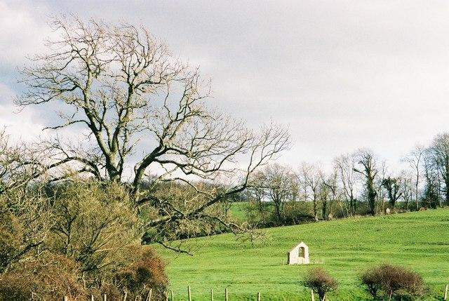 Winterbourne Farringdon: deserted village