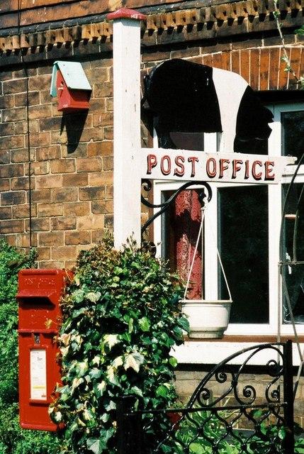 Swine: post office and postbox № HU11 117