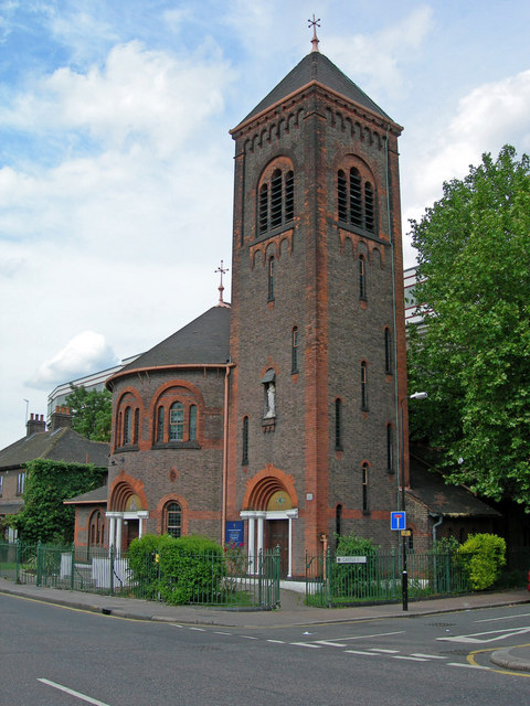 Our Lady of Compassion Catholic Church, Green Street