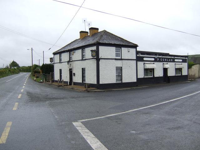 Conlan's Pub, Boley Cross Roads, Co. Kildare