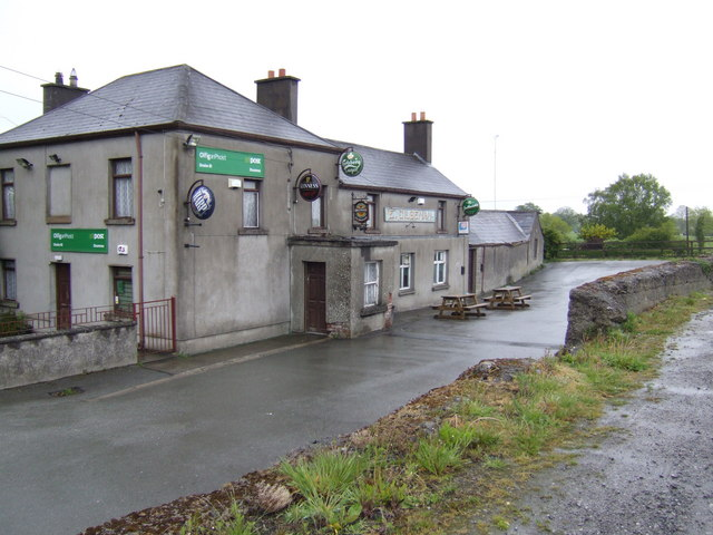 Gilsenan's Pub and Post Office, Drumree, Co. Meath